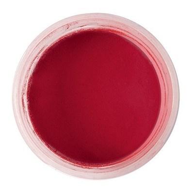 Colour Splash Dust -MATT RUBY RED -Σκόνη Ματ -Κόκκινο Ρουμπινί 5γρ