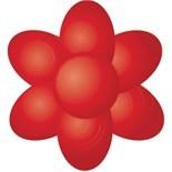 Sugarflair EXTRA Strong Paste Colours -Red 400g -Χρώμα σε Πάστα ΕΞΤΡΑ Δυνατό . -Κόκκινο-ΜΕΓΑΛΟ ΒΑΖΑΚΙ -400γρ