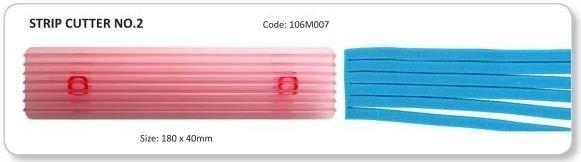 JEM Tools -Strip Cutter no.2 -Κουπ πατ Λωρίδες 5χιλ