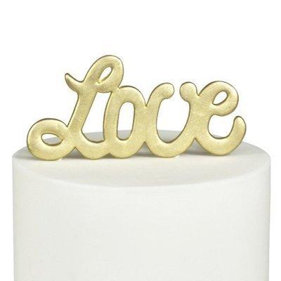 FMM Curved Words Cutter 'Love' - Κουπ πατ  Κυρτά Γράμματα 'Love'