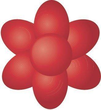 Sugarflair Paste Colours -POPPY RED -Χρώμα σε Πάστα - Κόκκινο της Παπαρούνας 25γρ
