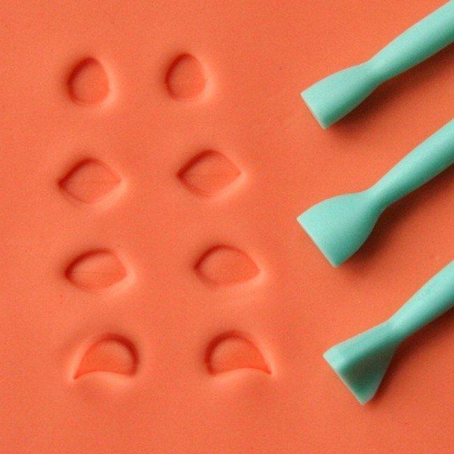 Sweet Elite EYE Modelling Tool -MEDIUM - Σετ 3τεμ Εργαλεία μεσαίο μέγεθος ματιού