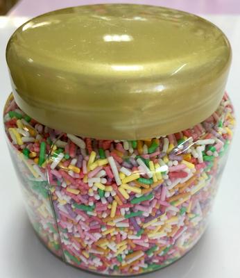 #Sprinkles -Τρούφα  -Ανάμεικτη -230γρ Multi-Coloured Jimmies