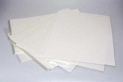 Culpitt A4 Sheets of Photocake Edible Matt Paper - 25τεμ Βρώσιμα Φύλλα Ζαχαρόπαστας Α4 για Εκτύπωση ∞