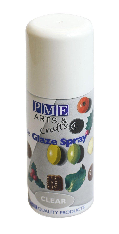PME Edible Spray -CLEAR GLAZE -Βρώσιμο Σπρέι Γυαλάδας Διάφανο 100ml