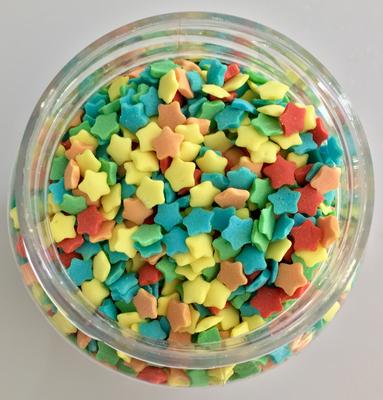 # Sprinkles -Coloured Stars -Ζαχαρωτά Αστεράκια -150γρ