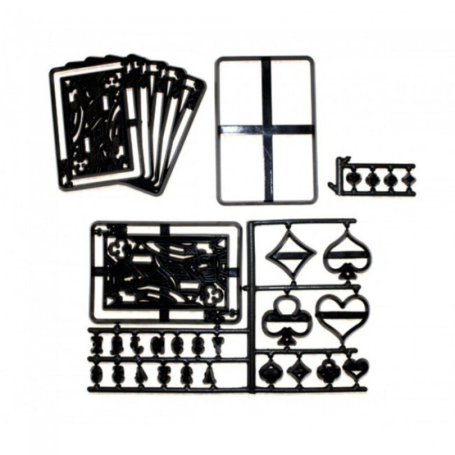 Patchwork Cutters - Card Set Cutter - Κουπ πατ Τραπουλόχαρτα