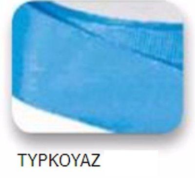 SALE!!! Ribbons -15mm Ribbed Turquoise 22m - Κορδέλα Γκρο Τιρκουάζ