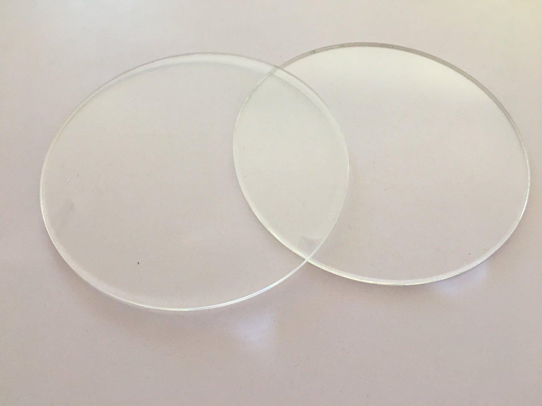 Cakes By Samantha Ganaching Plates -ROUND 25cm Στρογγυλές Βάσεις/Πιάτα για Επικάλυψη Τούρτας με Γκανάς -25εκ -2 τεμ