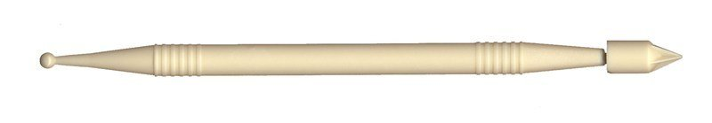 SALE!!! FMM Modelling Tool -7/8 RIDGED CONE & MINI BALL -Εργαλείο 7/8 Διπλής Όψης -Κωνικό/Σφαιρικό