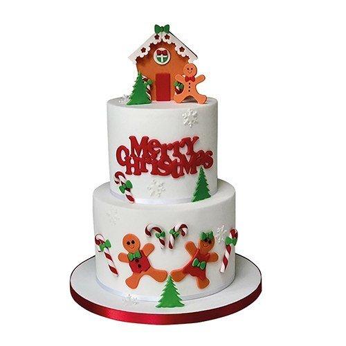 FMM Curved Words Cutter 'Merry Christmas' - Κουπ πατ Κυρτά Γράμματα 'Merry Christmas'