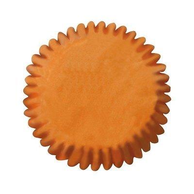 SALE!!! Culpitt BULK Cupcake Cases -PLAIN ORANGE -Θήκες Ψησίματος -Πορτοκαλί 252 τεμ
