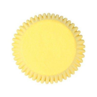 Culpitt BULK Cupcake Cases -PLAIN YELLOW -Θήκες Ψησίματος -Κίτρινο 252 τμχ