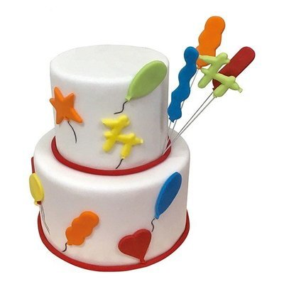 SALE!!! FMM Tappit Cutter Set -PARTY BALLOONS - Κουπ πατ Μπαλόνια