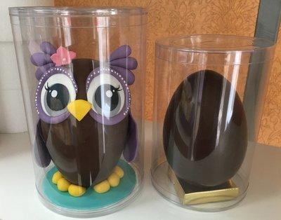 Διάφανα Κουτια 17x26εκ Cylindrical Egg Box ΜΟΝΟ ΓΙΑ ΠΑΡΑΛΑΒΗ ΑΠΟ ΤΟ ΚΑΤΑΣΤΗΜΑ
