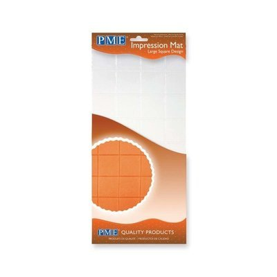 SALE!!! PME Impression Mat -LARGE SQUARE -Πατάκι  Αποτύπωσης Σχεδίου Μεγάλο Τετράγωνο