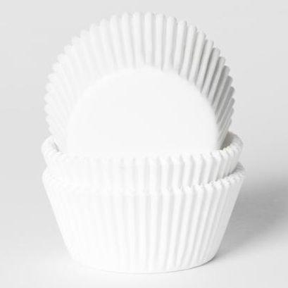 House Of Marie Cupcake Cases -MINI WHITE -Μίνι Θήκες Ψησίματος -Λευκές 500 τεμ