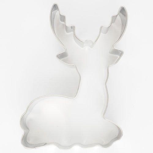 Cookie Cutter Deer/Reindeer 7cm - Κουπ πατ Ελάφι/Τάρανδος - 7x5εκ