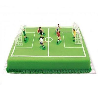 PME Toppers -Plastic Soccer/Football Set -Πλαστικά Τόπερ με Θέμα Ποδόσφαιρο 9 τεμ