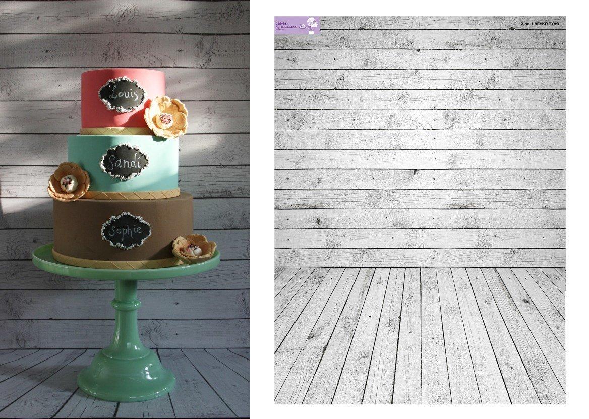 Sweet Drops by Cakes By Samantha -Φόντο Φωτογραφίας -2 σε 1-  90x120εκ