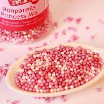 FunCakes Nonpareils -PRINCESS MIX - Κας-Κας Πριγκίπισσα 80γρ