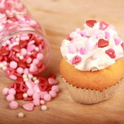 FunCakes Sprinkle Mix 180γρ -LOVE MEDLEY - Μείγμα  Ζαχαρωτών - LOVE