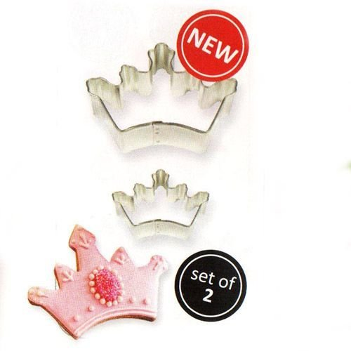 PME Cookie Cutters -Set of 2 -CROWNS -Σετ 2τεμ Κουπ πατ Στέμμα