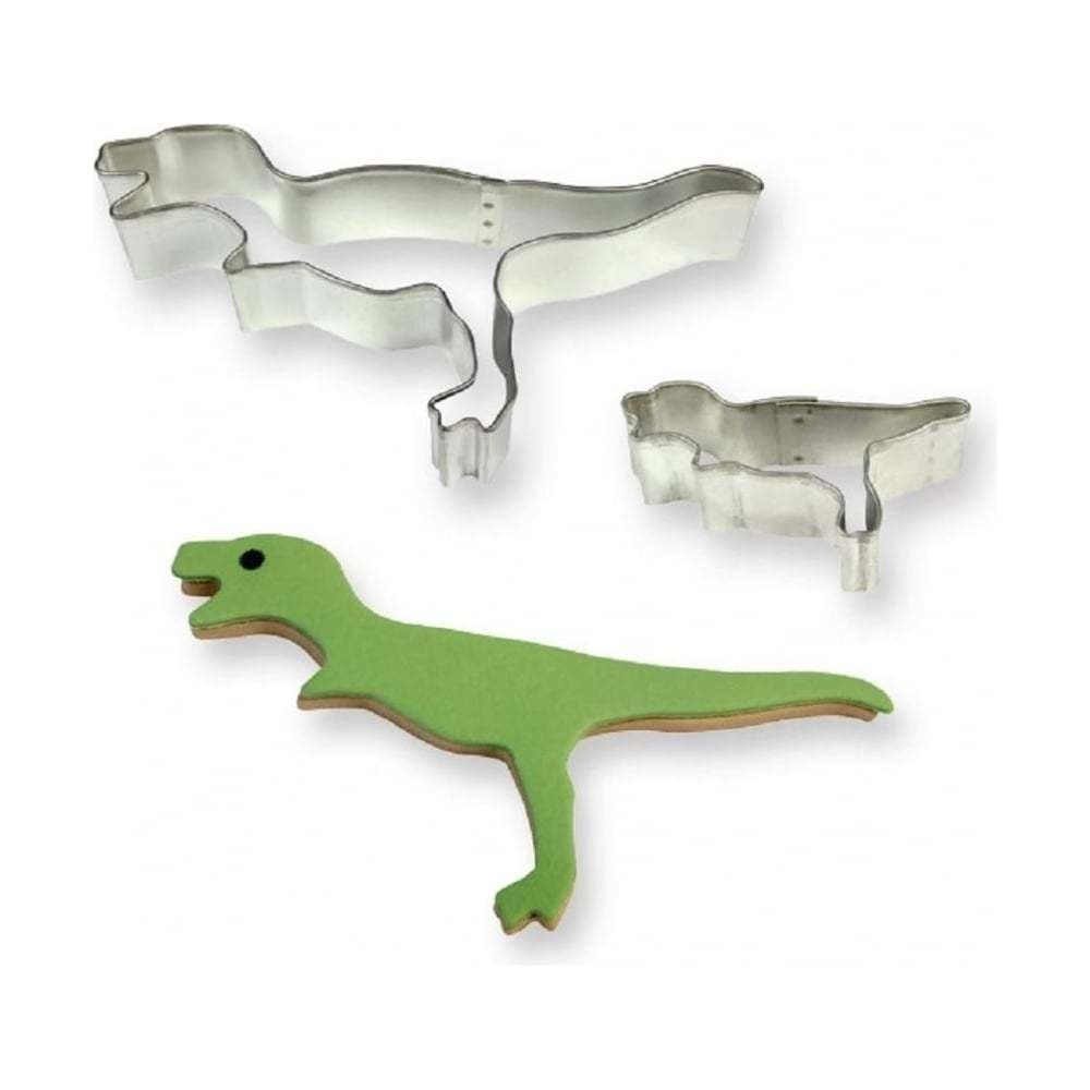 PME Cookie Cutters -Set of 2 -DINOSAURS -T-Rex -Σετ 2τεμ Κουπ πατ Δεινόσαυρος