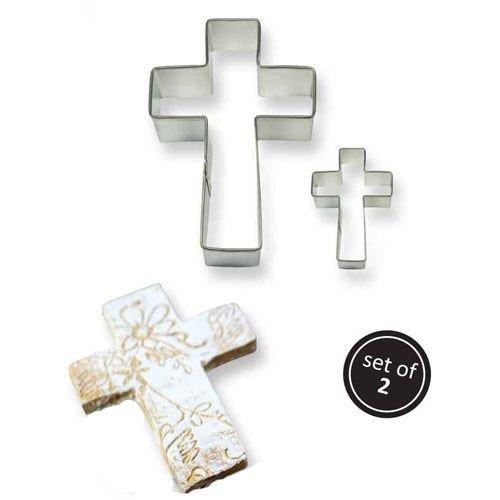 PME Cookie Cutters -Set of 2 -CROSSES - Σετ 2τεμ Κουπ πατ Σταυρός