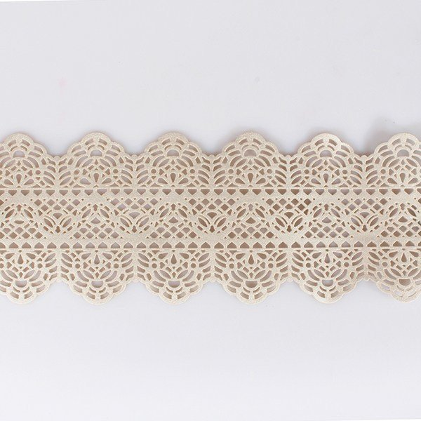 House of Cake Edible Pearl Lace -VINTAGE PEARL -Έτοιμη Βρώσιμη Δαντέλα Περλέ -Εκλεκτές Πέρλες