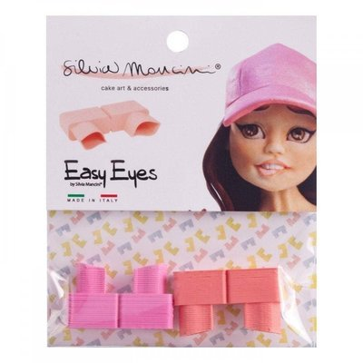 Silvia Mancini Easy Eye Tool -WOMAN -Small And Large Set-  Εργαλείο μάτια γυναίκας