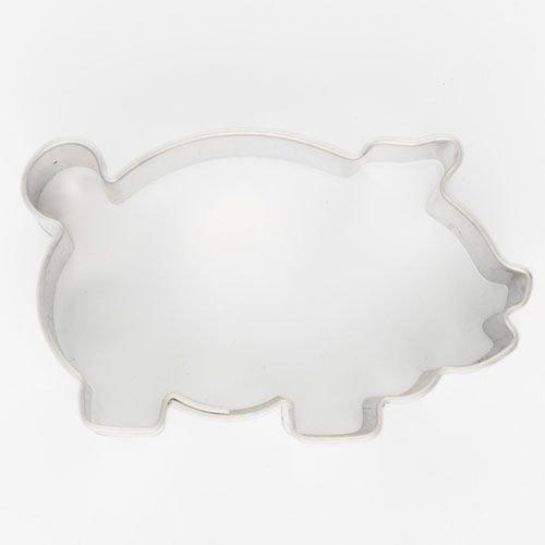 SALE!!! Cookie Cutter Pig 4.5cm - Κουπ πατ Γουρουνάκι - 4.5x2.5εκ