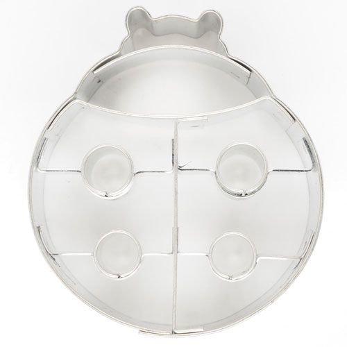 Cookie Cutter Ladybug/Ladybird 6cm - Κουπ πατ Πασχαλίτσα - 6x5.5εκ