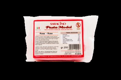 Saracino Modelling Paste 250g -PINK -Πάστα Μοντελισμού -Ροζ - 250γρ