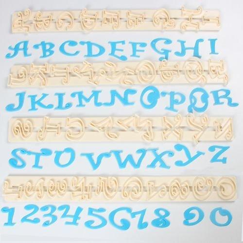 FMM Alphabet Tappit -CHUNKY FUNKY UPPERCASE & Numbers - Κουπ πατ Λατινικό Αλφάβητο -Μεγάλα Γράμματα & Αριθμοί