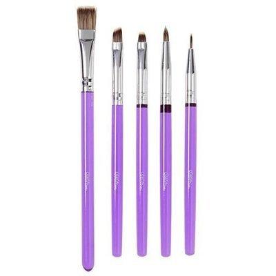 Wilton Decorating Brush Set - Σετ με 5 βουρτσάκια διακόσμησης