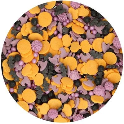 FunCakes Sprinkle Mix 180γρ -HALLOWEEN MEDLEY -Μείγμα  Ζαχαρωτών - Χάλογουϊν