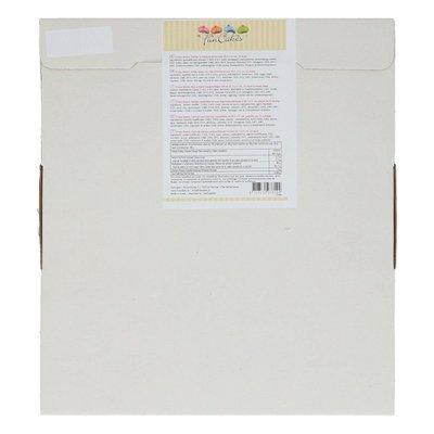 FunCakes Frosty A4 Edible Sheets -Βρώσιμα Φύλλα Ζαχαρόπαστας Α4 για Εκτύπωση 25 φύλλα
