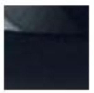 Ribbons - 6.5mm Black Double Faced Satin Ribbon 100m - Κορδέλα Σατέν Διπλής Όψης Μαύρη