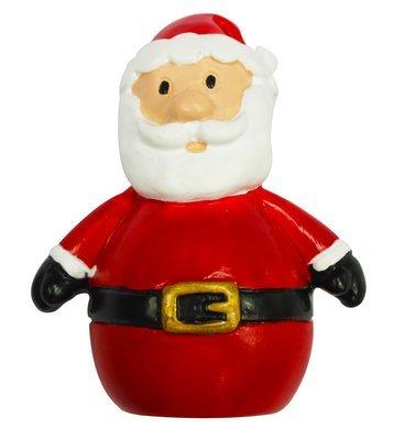 SALE!!! By AH -Cake Topper -Cartoon SANTA CLAUS - Φιγούρα Ρητίνης Άγιος Βασίλης