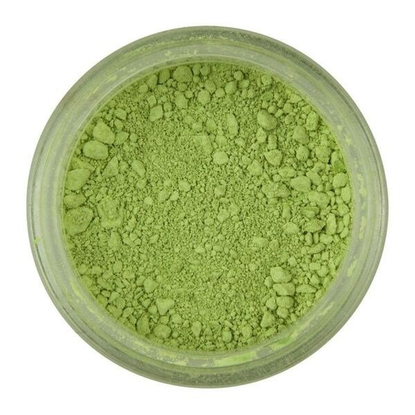 Rainbow Dust Edible Dust -Matt PALE PEAR -Βρώσιμη Σκόνη Ματ Χρώμα Αχλαδιού