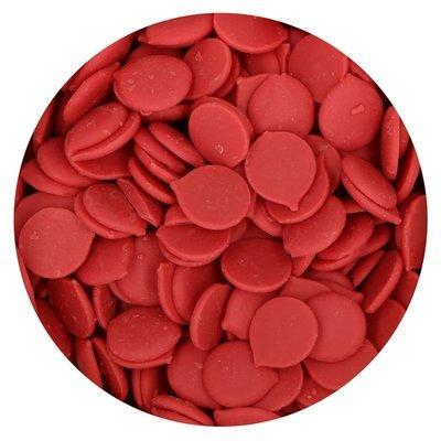 FunCakes Deco Melts -RED -Κόκκινο 250γρ