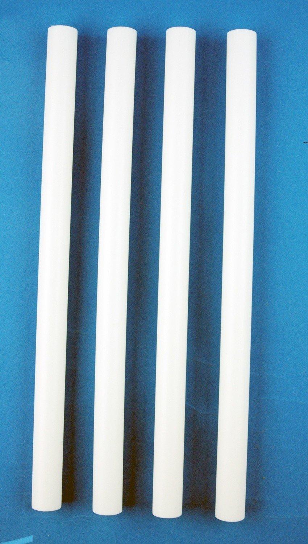 PME Dowels -Plastic Hollow Rods 30cm - Σετ 4τεμ Κούφιοι Πλαστικοί Πείροι/Κολώνες Στήριξης 30εκ