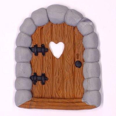 Katy Sue Silicone Mould -Sugar Buttons -ENCHANTED DOOR -Καλούπι Σιλικόνης Μαγεμένη Πόρτα