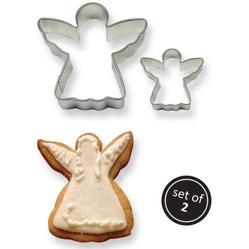 PME Cookie Cutters -Set of 2 -ANGELS - Σετ 2τεμ Κουπ πατ Αγγελάκια