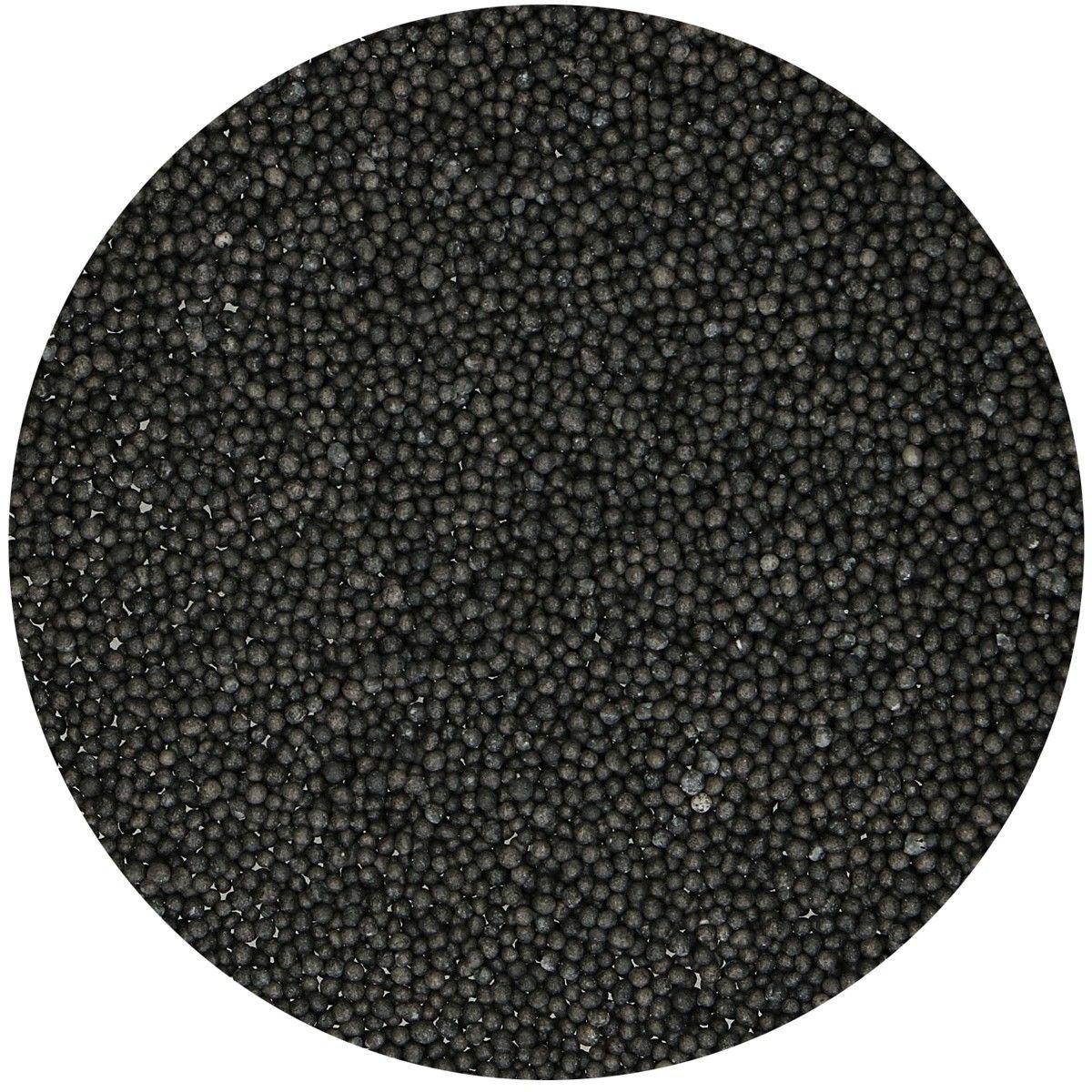 FunCakes Nonpareils -BLACK - Κας-Κας -Μαύρο 80γρ