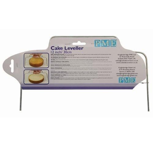 PME Cake Leveller -SMALL -Μικρό Σύρμα Κοπής/Διαχωριστής 30εκ