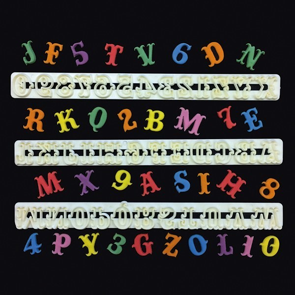 FMM Alphabet Tappit -CARNIVAL UPPERCASE & Numbers - Κουπ πατ Λατινικό Αλφάβητο -Κεφαλαία Γράμματα & Αριθμοί -Καρναβάλι