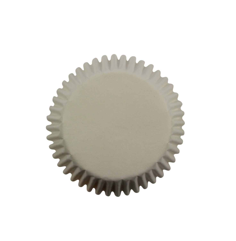 PME Cupcake Cases -MINI WHITE - Λευκές Μίνι Θήκες Ψησίματος για Κάπκεϊκς 100τεμ