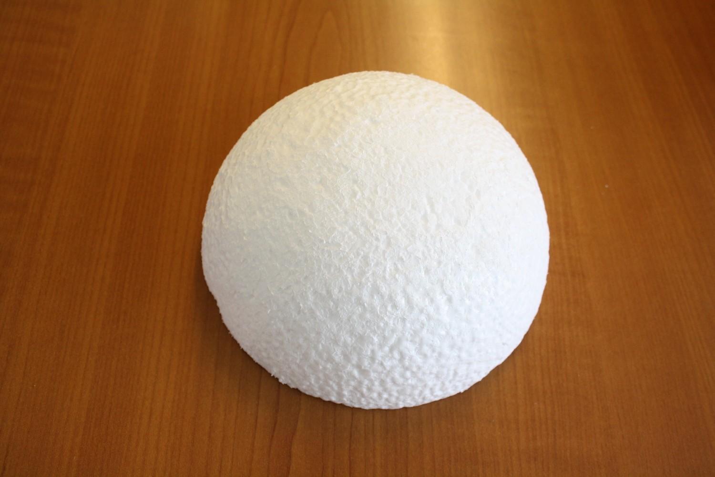 Φελιζόλ Dummy -HALF SPHERE 15cm Diameter -Μισή Μπάλα -Διάμετρος 15εκ .